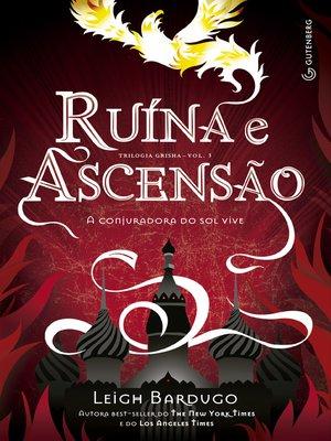 cover image of Ruína e Ascensão