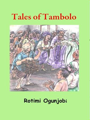 cover image of Tales of Tambolo