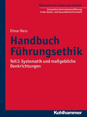 cover image of Handbuch Führungsethik