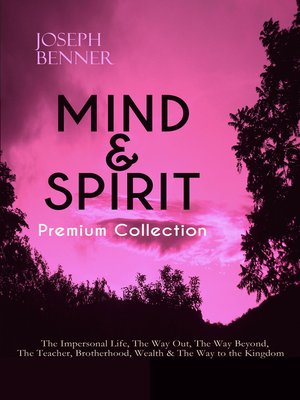 cover image of Mind & Spirit Premium Collection