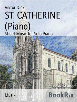 cover image of ST. CATHERINE (Piano)