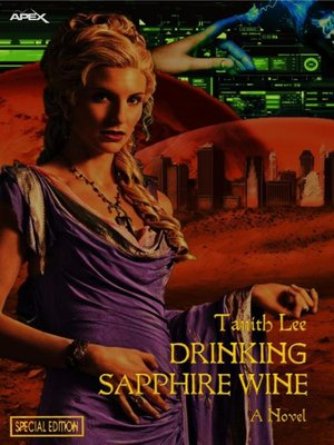 cover image of DRINKING SAPPHIRE WINE (Special Edition)