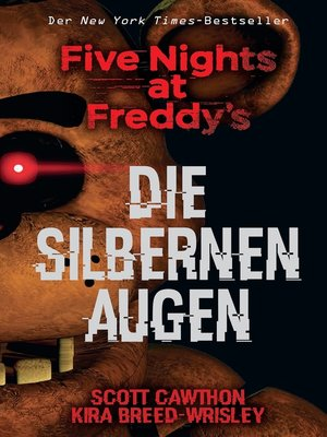 cover image of Die silbernen Augen