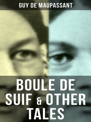 cover image of BOULE DE SUIF & OTHER TALES