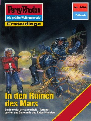 cover image of Perry Rhodan 1696