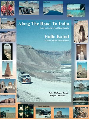 cover image of Along the Road to India, Hallo Kabul