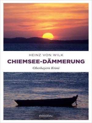 cover image of Chiemsee-Dämmerung