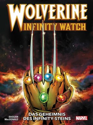 cover image of Wolverine--Infinity Watch