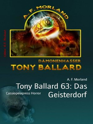 cover image of Tony Ballard 63