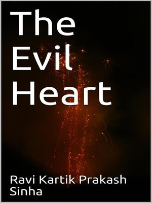 cover image of The Evil Heart