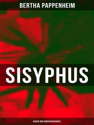 cover image of Bertha Pappenheim--Sisyphus