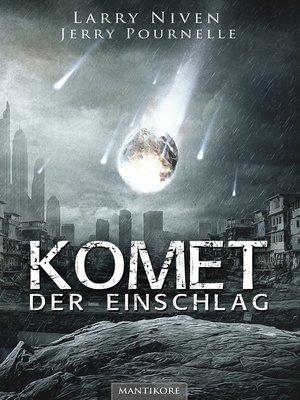 cover image of Komet--Der Einschlag