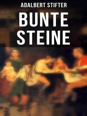 cover image of Bunte Steine