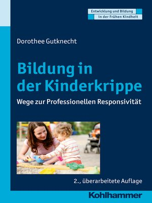 cover image of Bildung in der Kinderkrippe