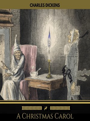 cover image of A Christmas Carol (Golden Deer Classics)