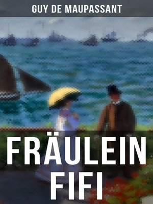 cover image of Fräulein Fifi