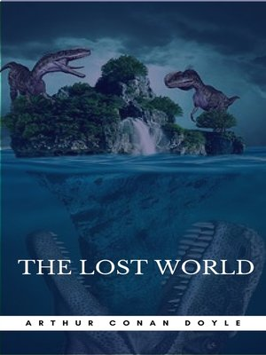 cover image of The Lost World (Book Center)
