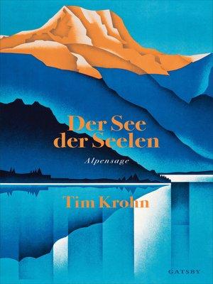 cover image of Der See der Seelen