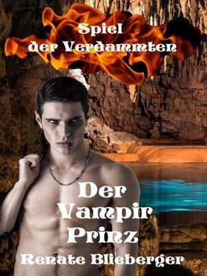 cover image of Spiel der Verdammten--Der Vampirprinz