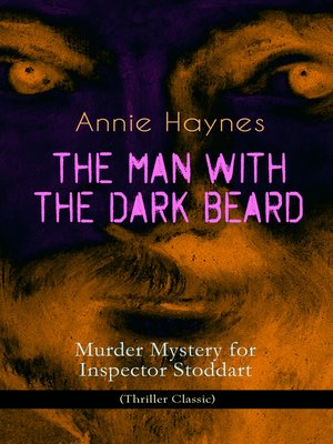 cover image of The Man with the Dark Beard – Murder Mystery for Inspector Stoddart