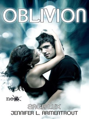 cover image of Oblivion (Saga LUX 6)