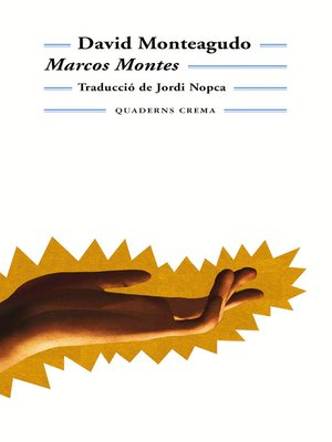 cover image of Marcos Montes