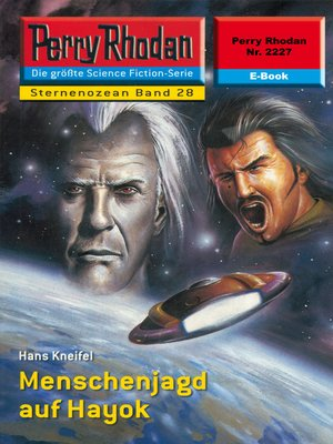 cover image of Perry Rhodan 2227