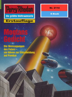 cover image of Perry Rhodan 2114