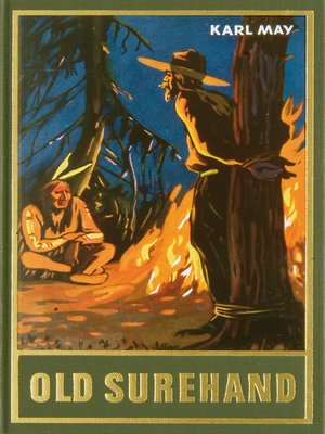 cover image of Old Surehand. Erster Teil