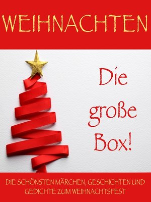 cover image of Weihnachten