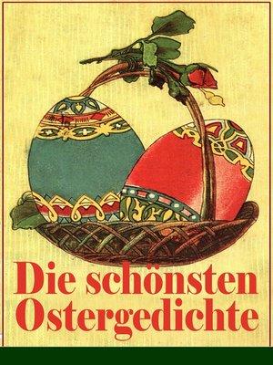 cover image of Die schönsten Ostergedichte