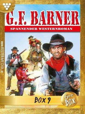 cover image of G.F. Barner Jubiläumsbox 9 – Western