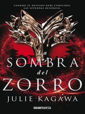 cover image of La sombra del zorro