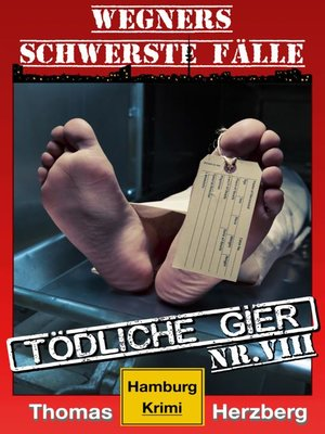 cover image of Tödliche Gier