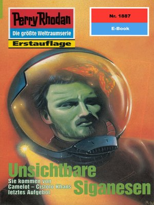 cover image of Perry Rhodan 1887