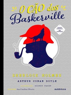 cover image of O cão dos Baskerville