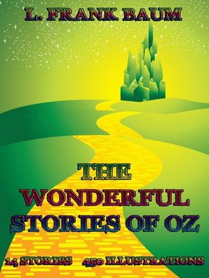 cover image of The Wonderful Stories of Oz