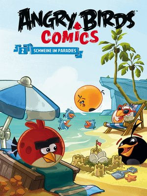 cover image of Angry Birds 2