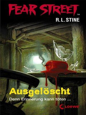 cover image of Ausgelöscht