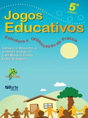 cover image of Jogos educativos