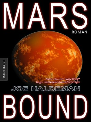 cover image of Marsbound (dt. Ausgabe)