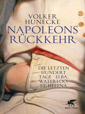 cover image of Napoleons Rückkehr