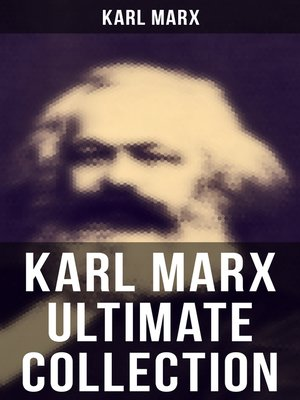 cover image of KARL MARX Ultimate Collection