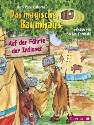cover image of Auf der Fährte der Indianer