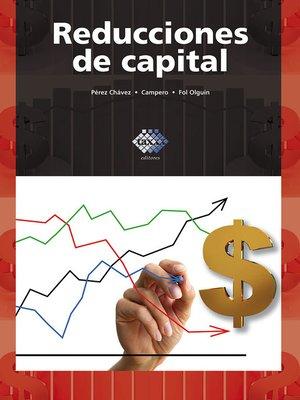 cover image of Reducciones de capital 2017