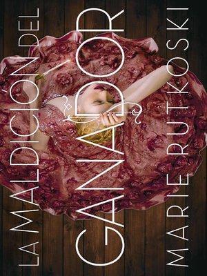 cover image of La maldición del ganador