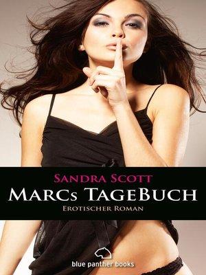cover image of Marcs TageBuch / Roman