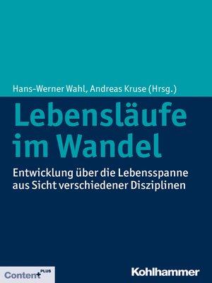cover image of Lebensläufe im Wandel
