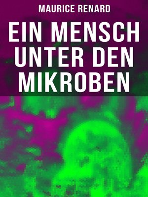 cover image of Ein Mensch unter den Mikroben