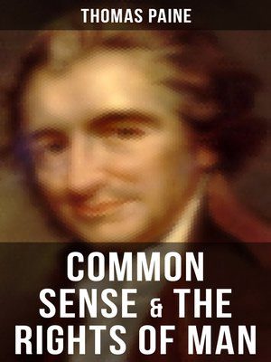 cover image of Common Sense & the Rights of Man